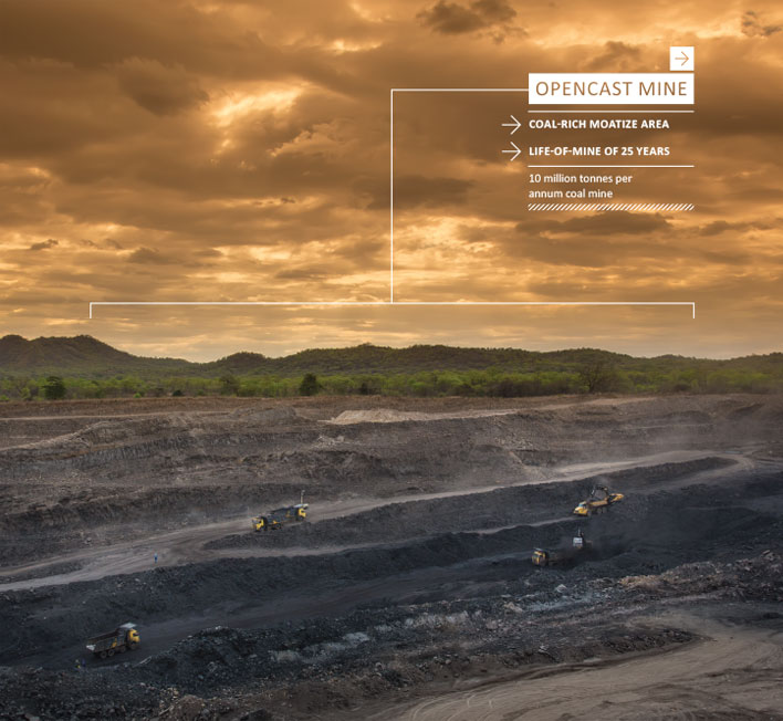 Jindal Africa - Mozambique Open Cast Mine